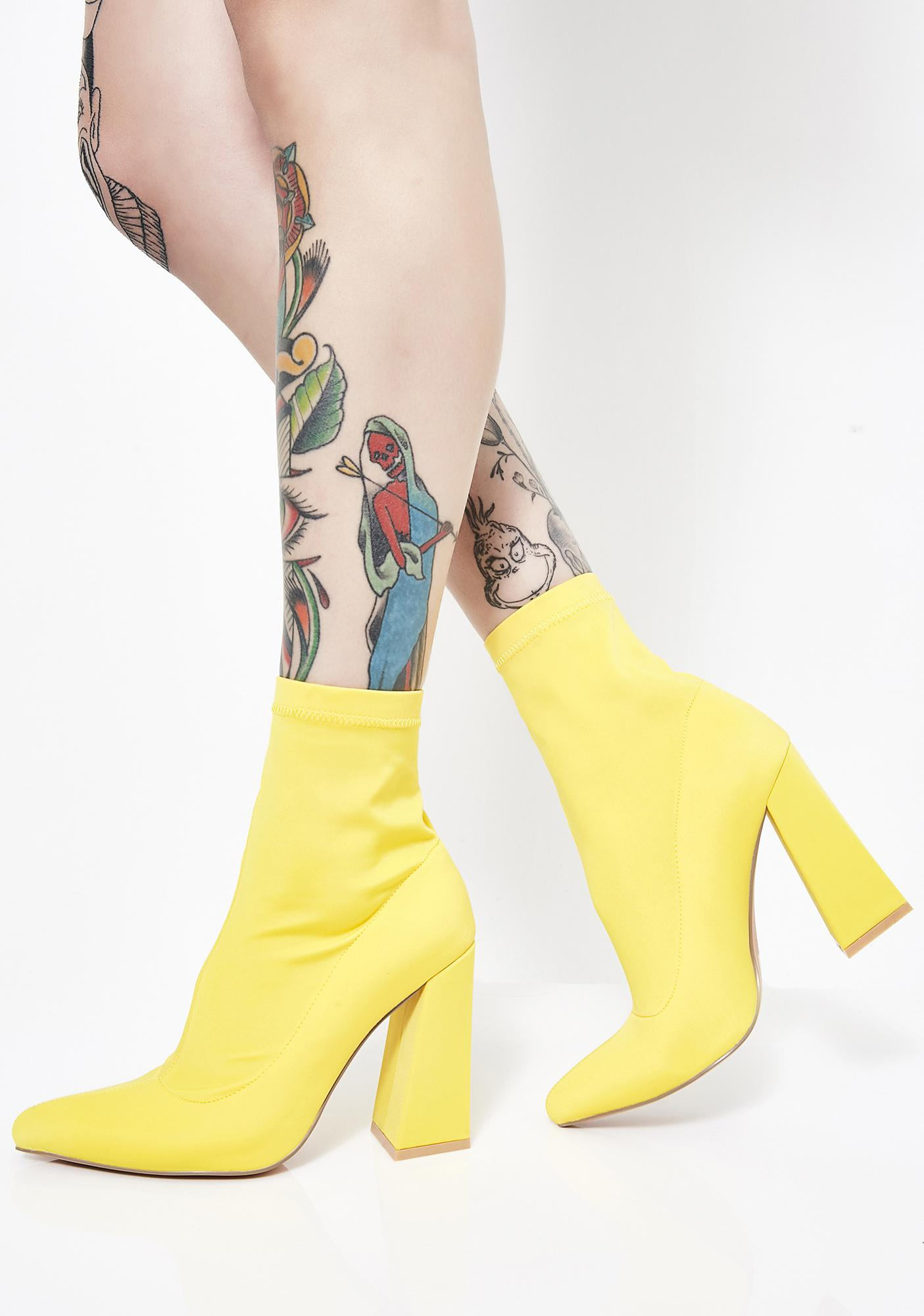 Cecilia Ankle Boots by Public Desire
