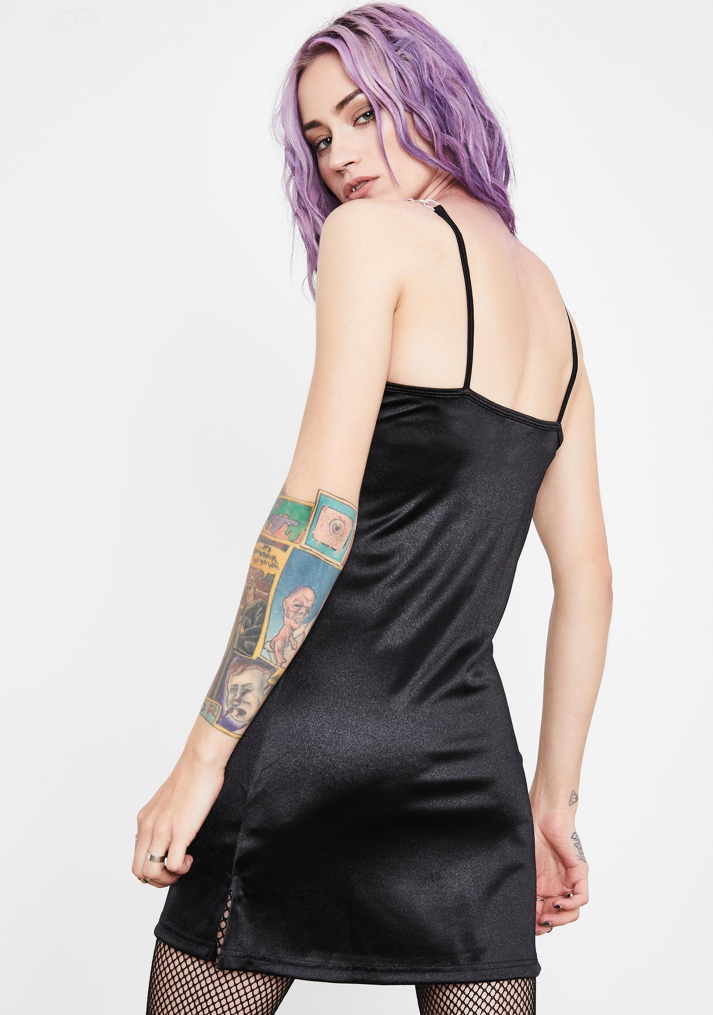 Current Mood Link To My Lust Mini Dress