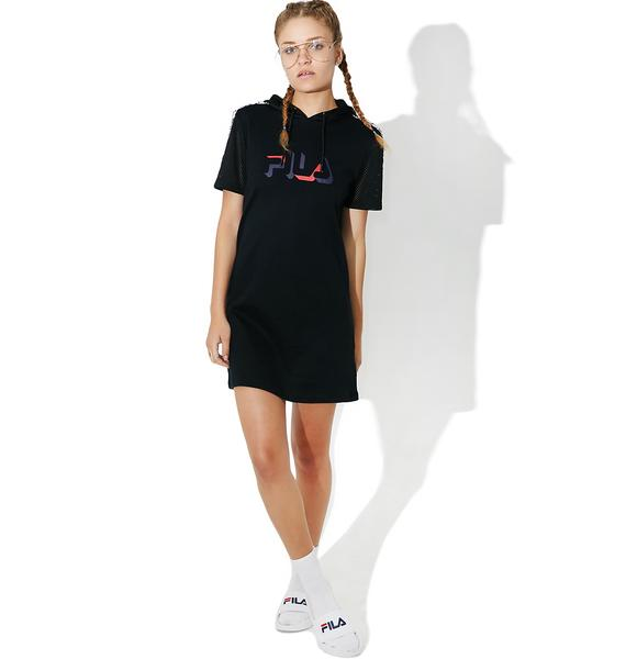 Fila Frieda Hooded Dress