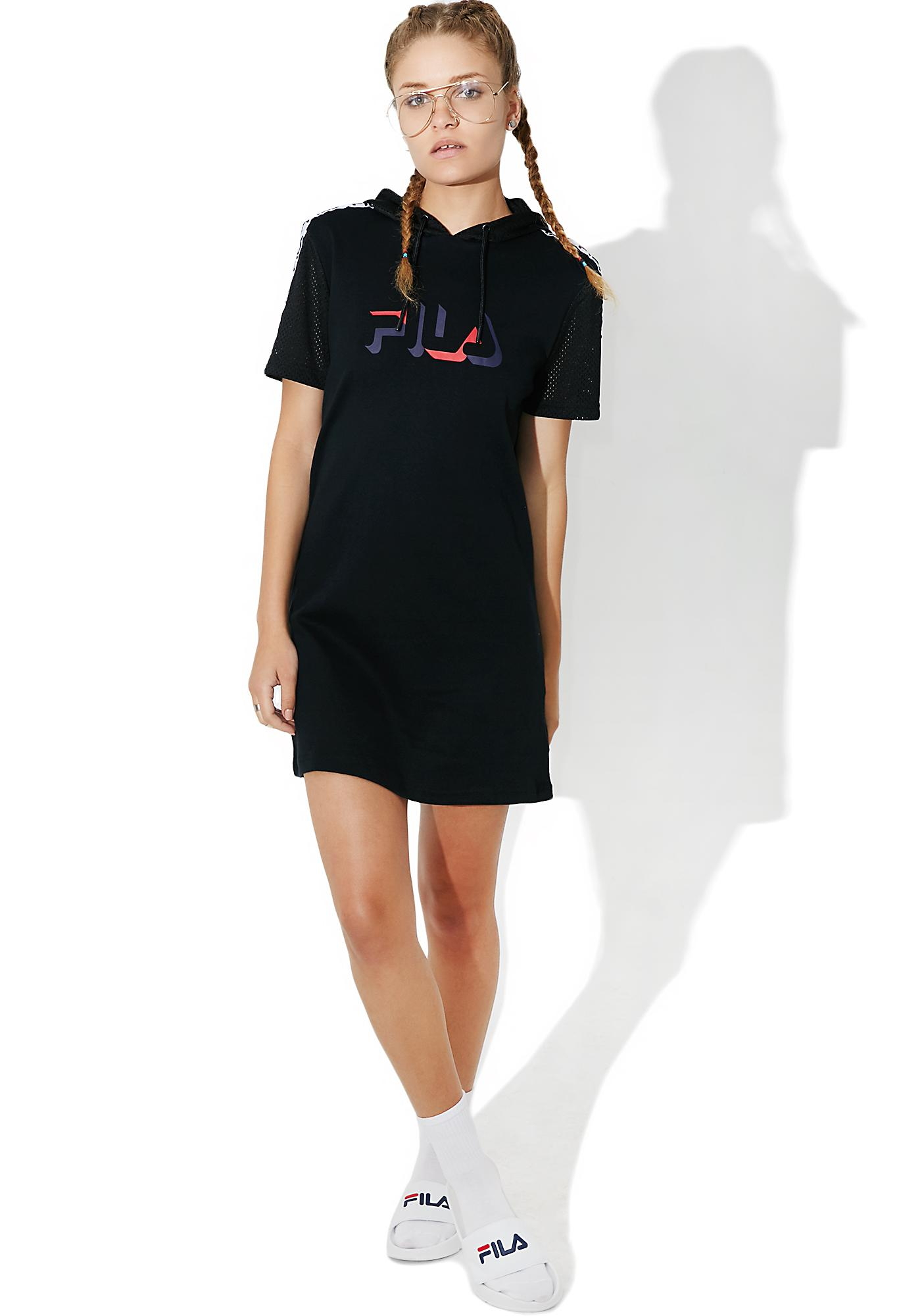 fila mini dress