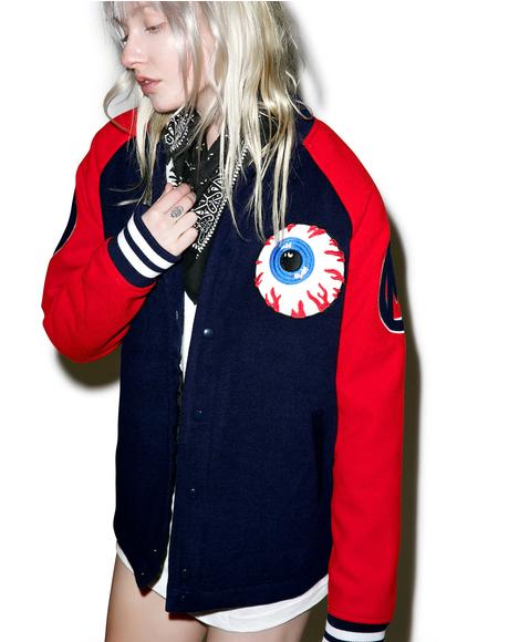 Varsity Keep Watch Jacket