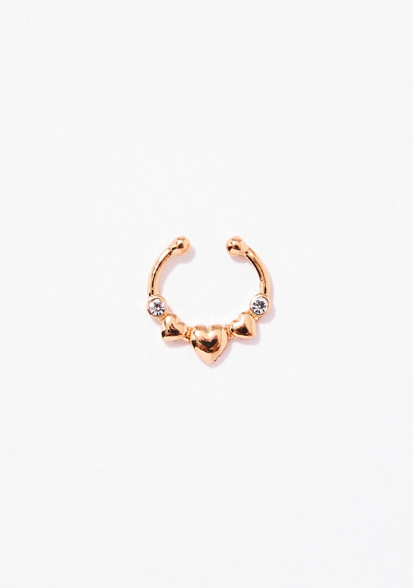 All My Love Septum Ring