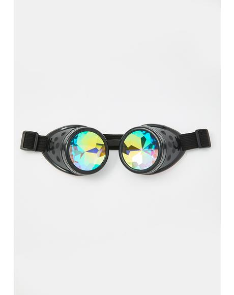 Illusionists Kaleidoscope Goggles