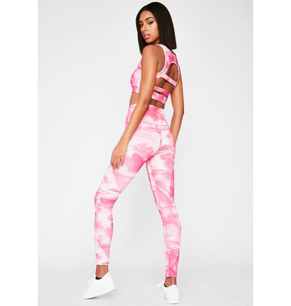 Angel Race Sport Leggings