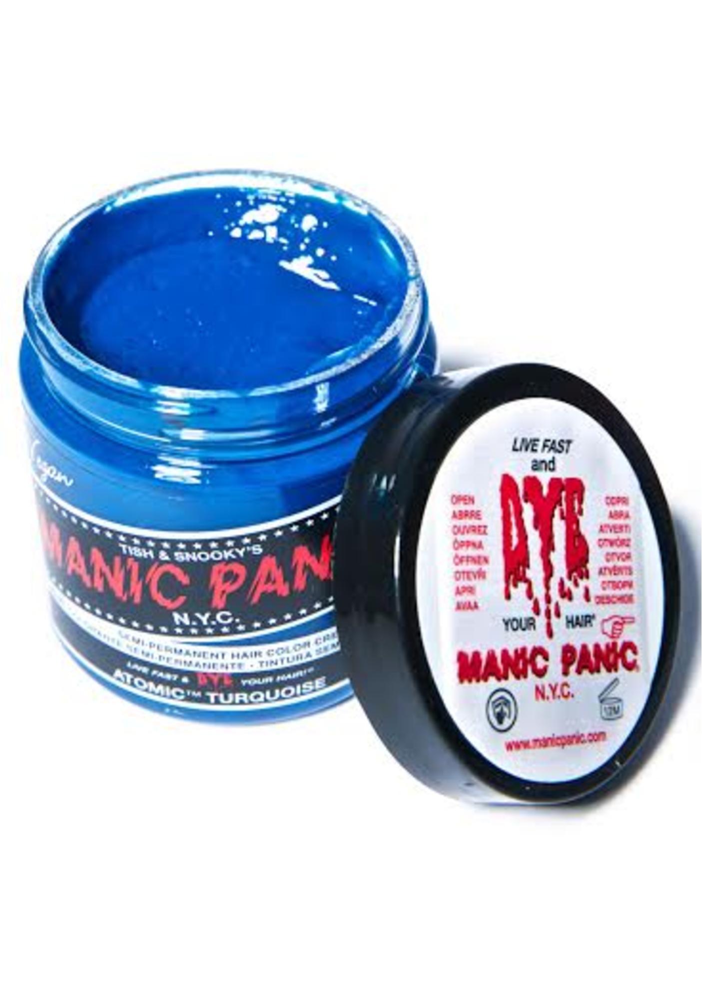 Manic Panic Atomic Turquoise Classic Hair Dye