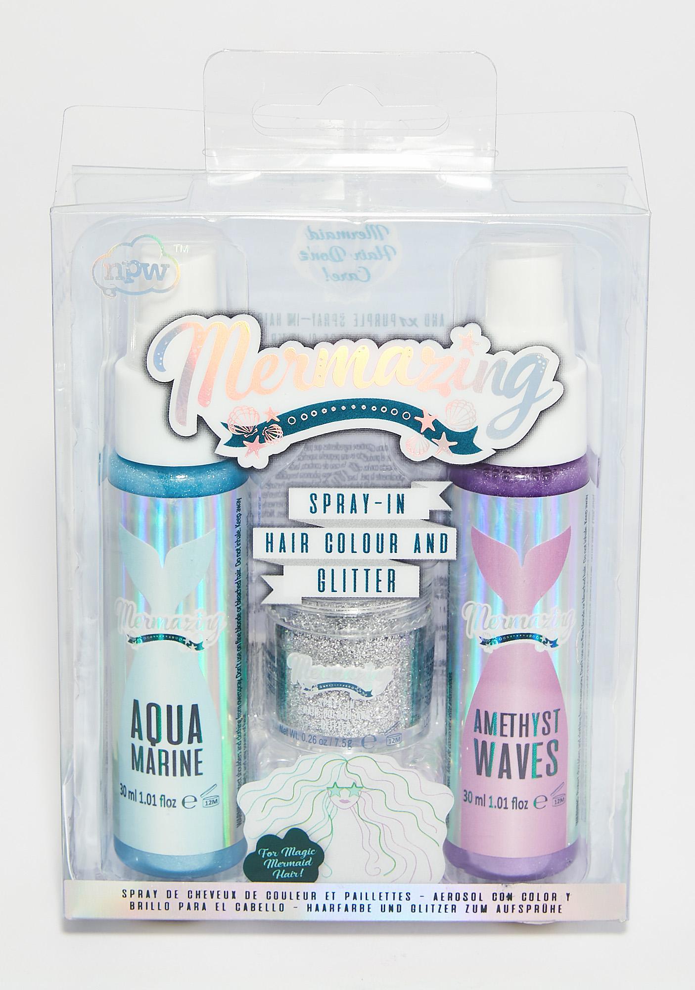 Mermaid Spray In Hair Duo