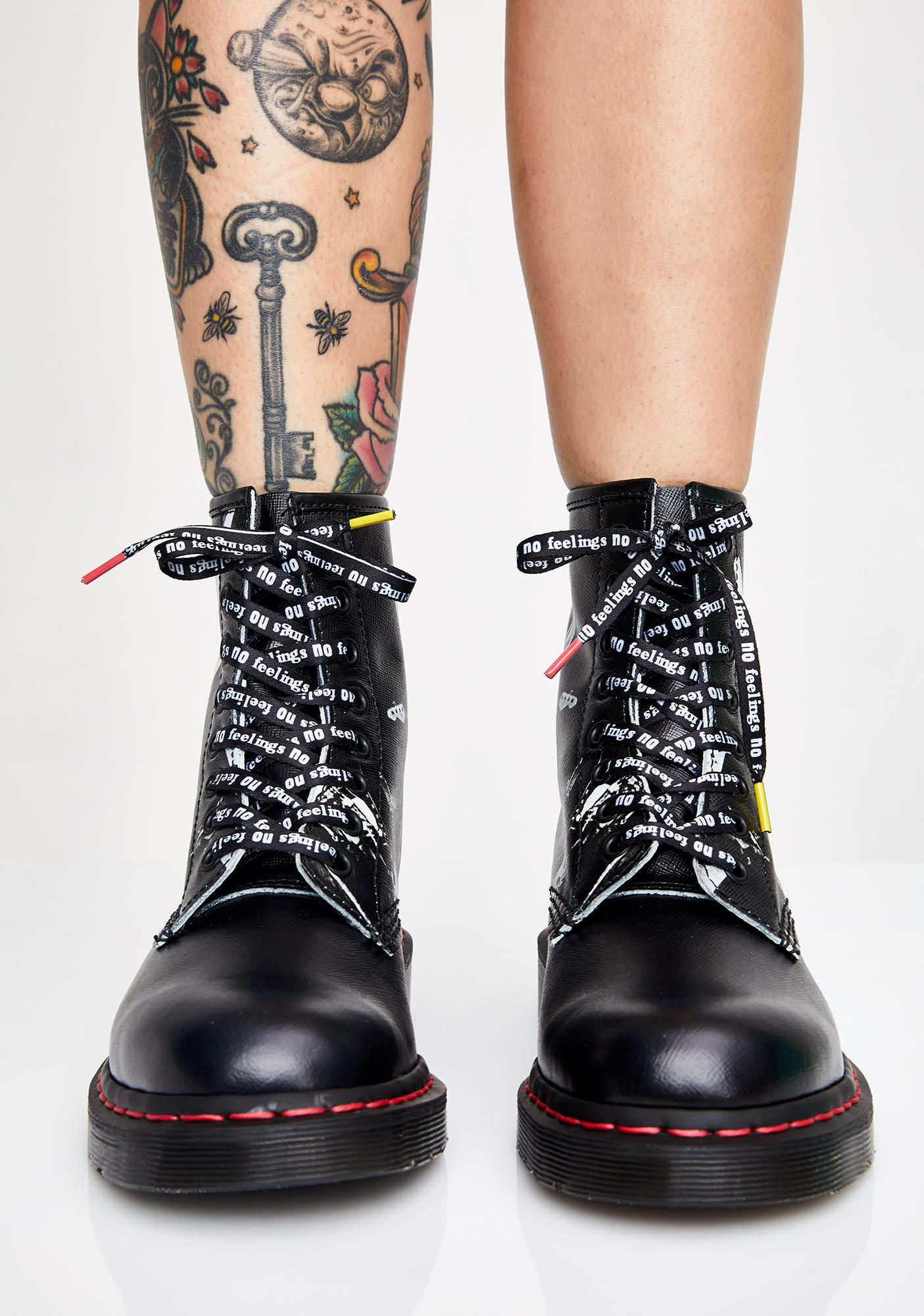 Dr. Martens 1460 Sex Pistols Vicious Boots