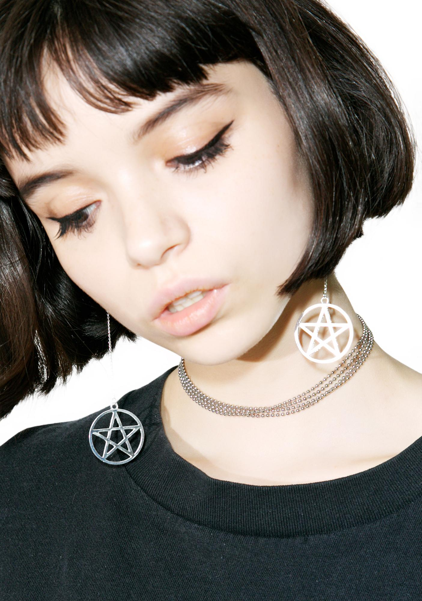 Witch Worldwide Coven Earrings