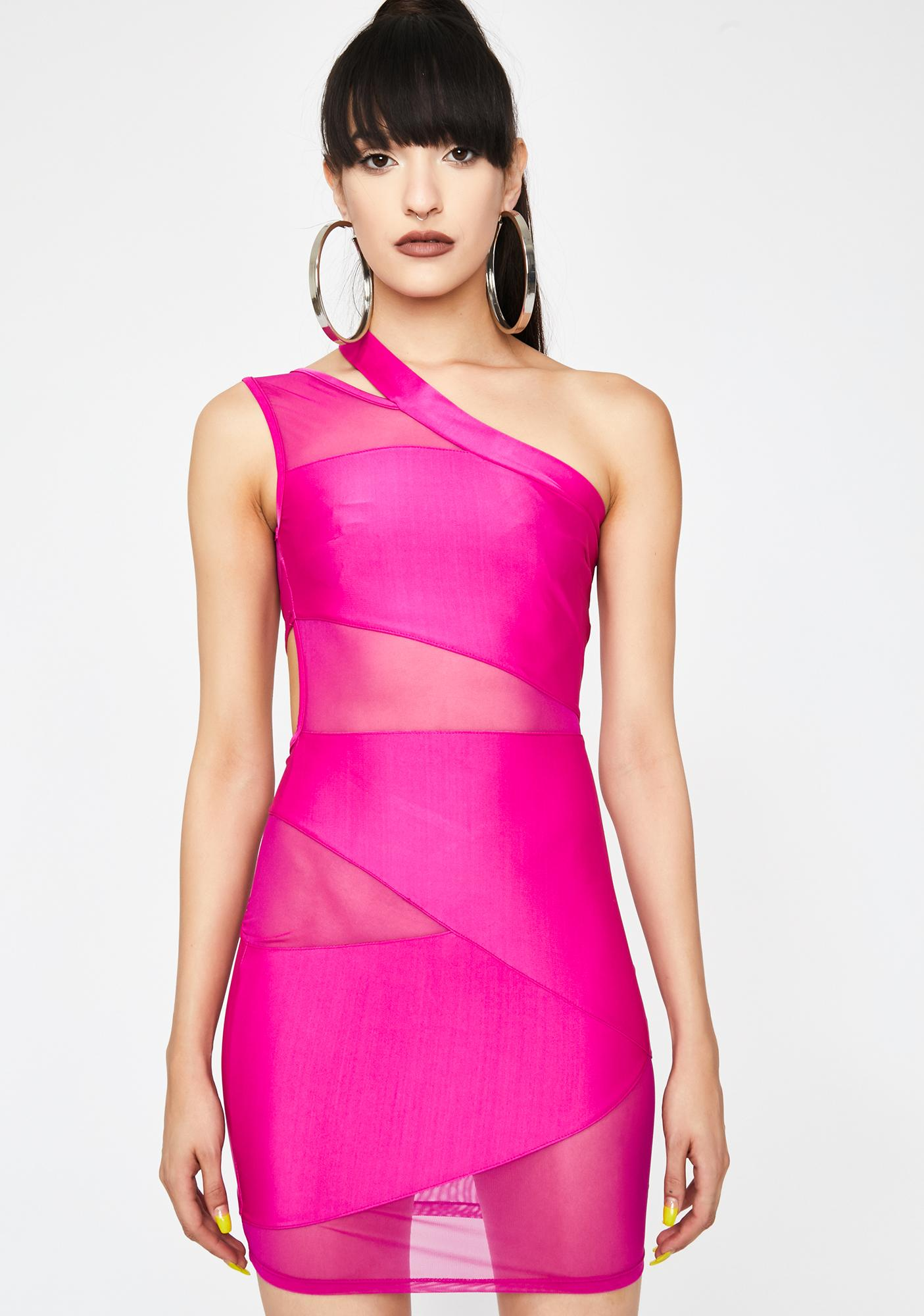 Miss Kinky Euphoria Cut Out Dress