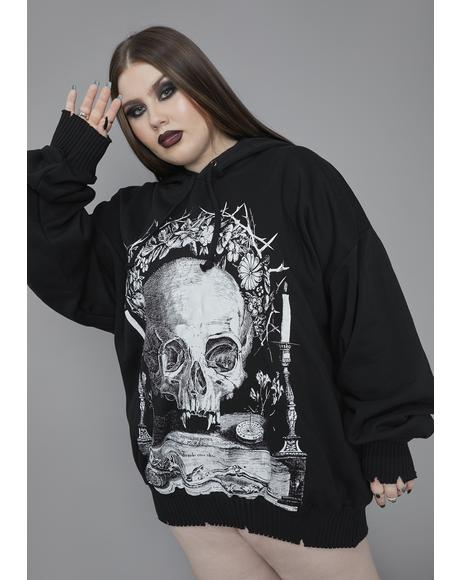 From Ashes To Ashes Graphic Hoodie