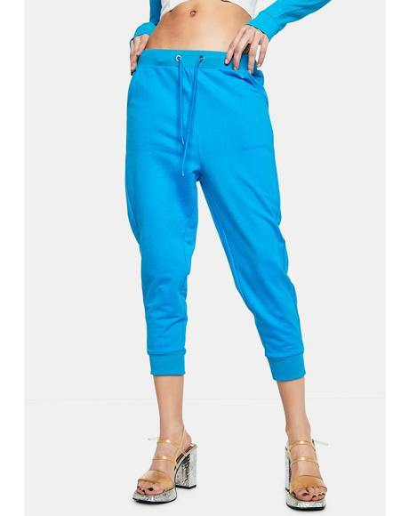 Change The Tempo Cropped Joggers