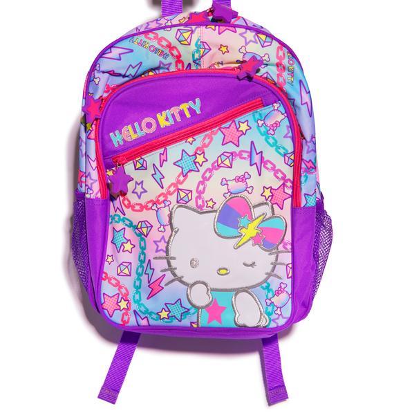Sanrio Hello Kitty Gradation Backpack