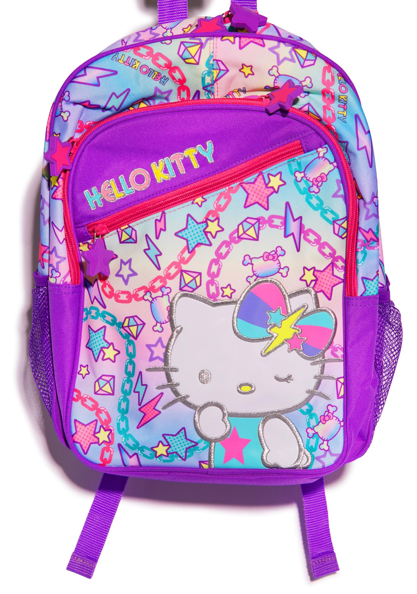 Sanrio Hello Kitty Gradation Backpack