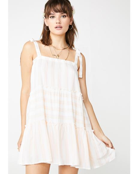 Gimme Some Sugar Babydoll Dress