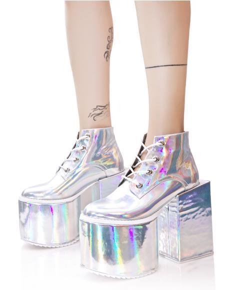 Brilliance Holographic Platforms