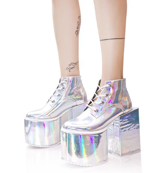 Y.R.U. Brilliance Holographic Platforms