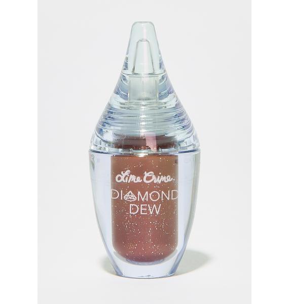 Lime Crime Chocolate Diamond Diamond Dew