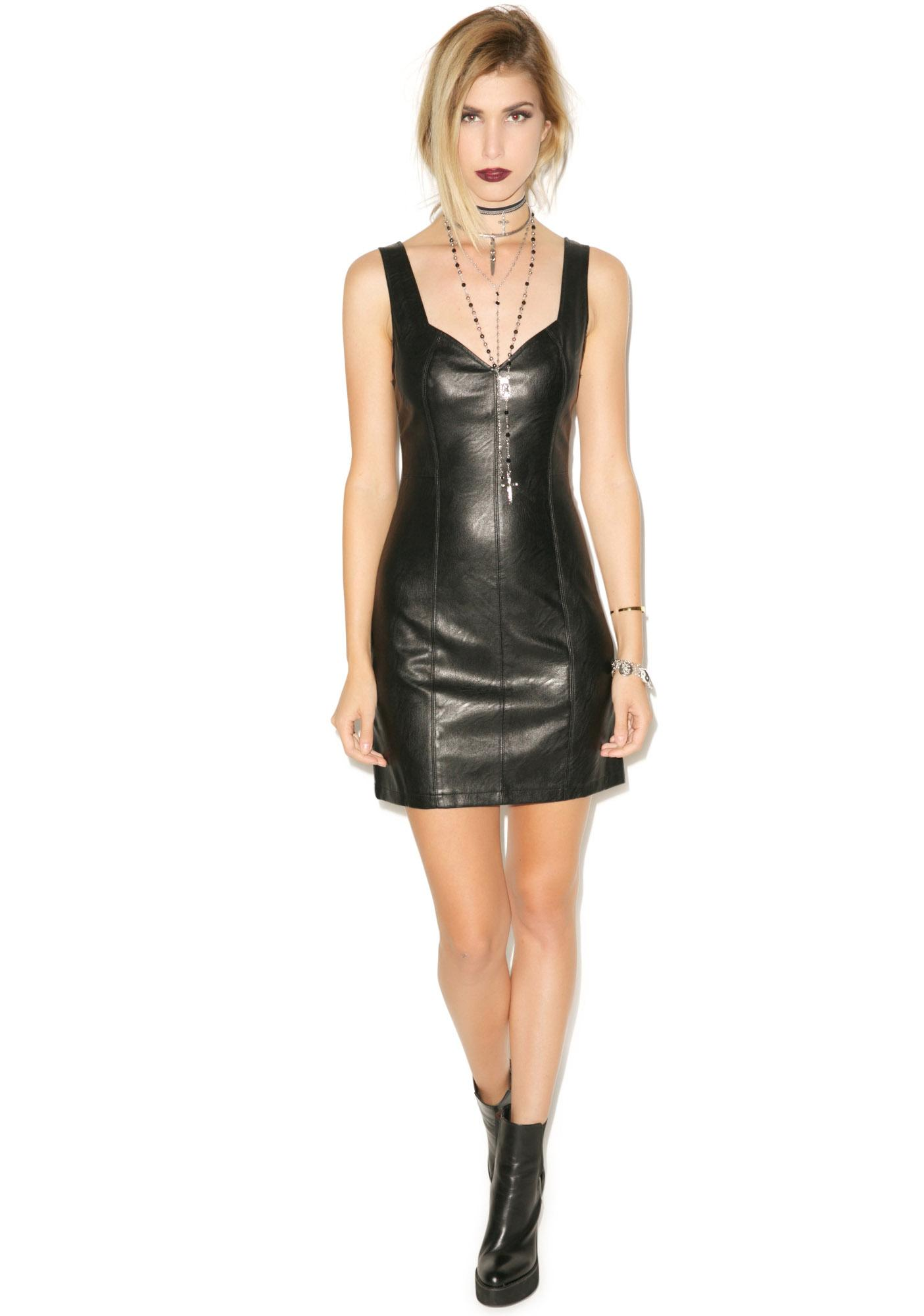 Mink Pink Pearl of a Girl Dress