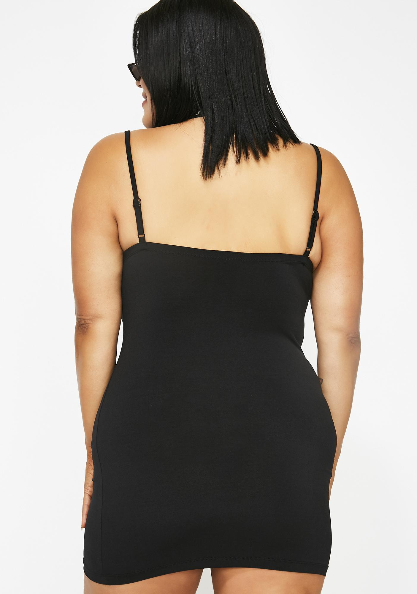 Kiki Riki Just Give Up Bodycon Dress