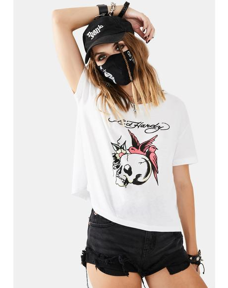 Skull Sparrow Graphic Tee