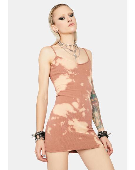 Trend Killa Tie Dye Mini Dress