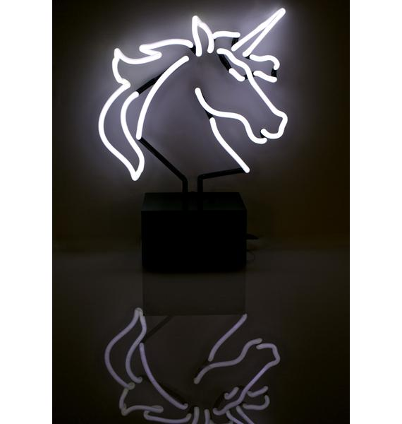 Neon MFG Unicorn Neon Light