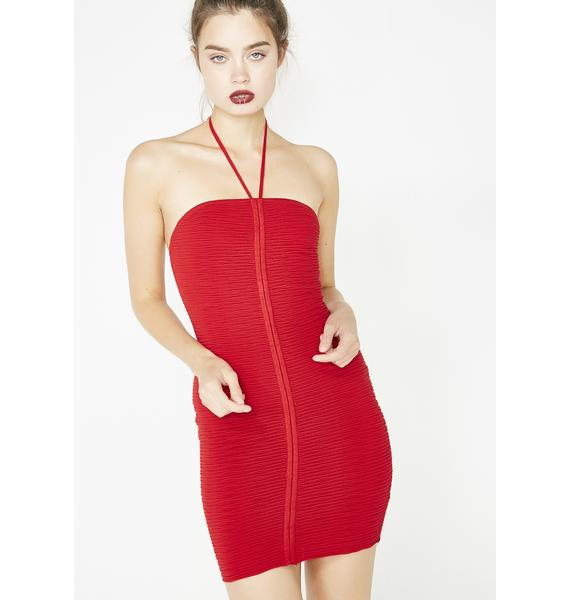 Revenge Romance Mini Dress