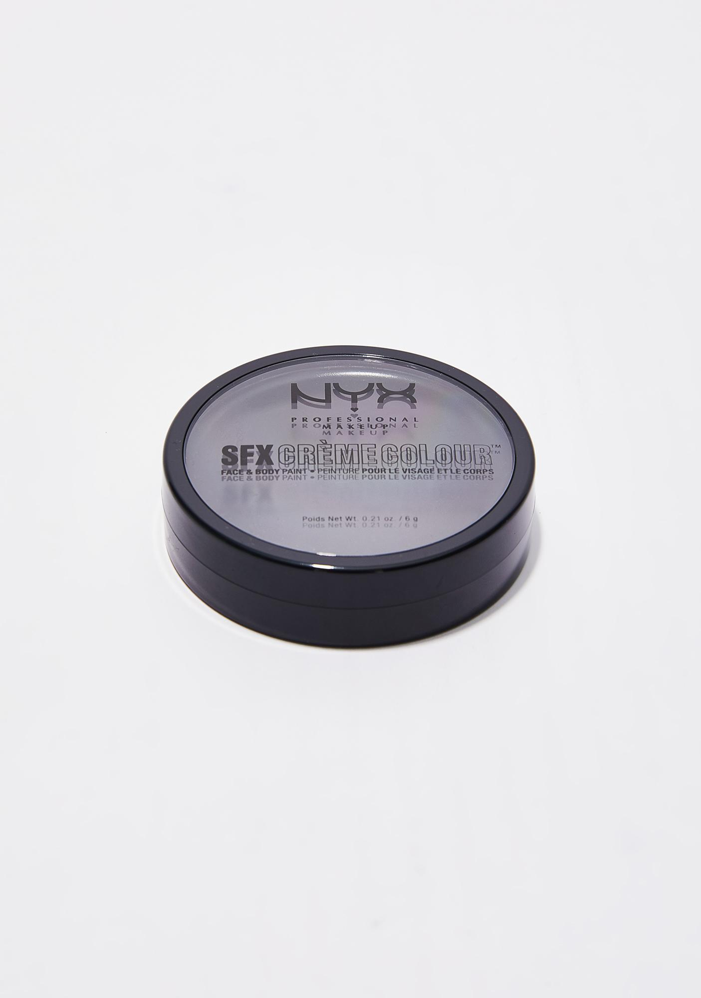 NYX Black SFX Creme Colour Face & Body Paint