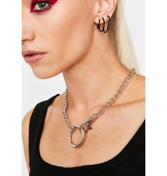 Cruel Malice Chain Necklace