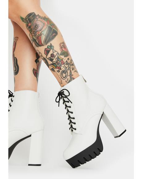 Killa Sass Ankle Boots