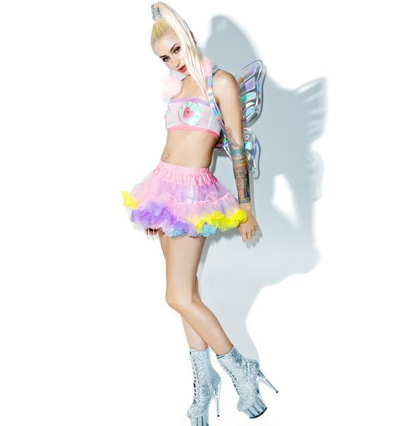 Cotton Candy Petticoat