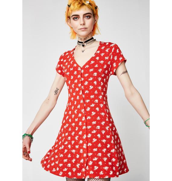 Obey Ella Dress