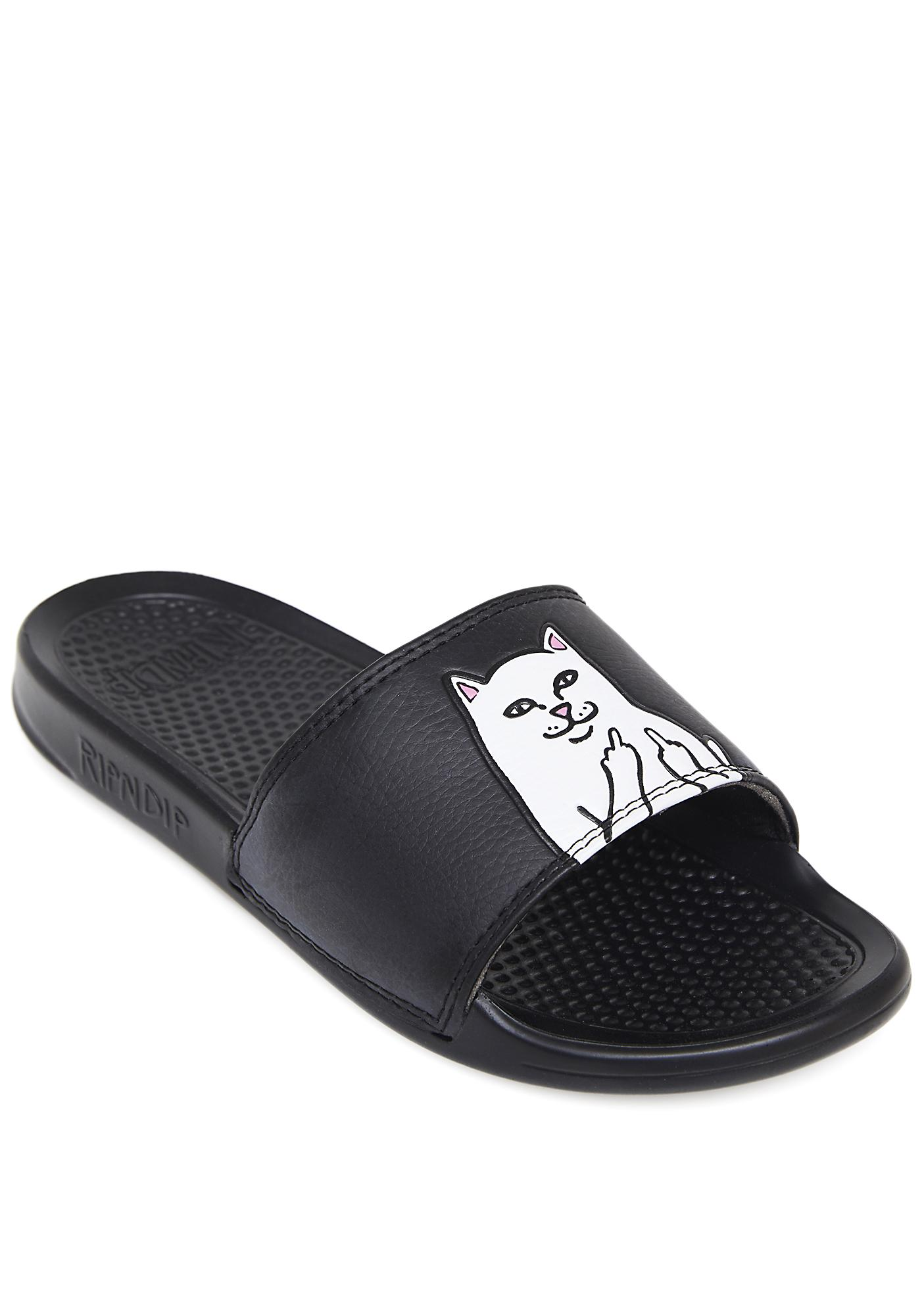 RIPNDIP Lord Nermal Slides