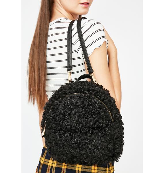 Furry Fetish Mini Backpack