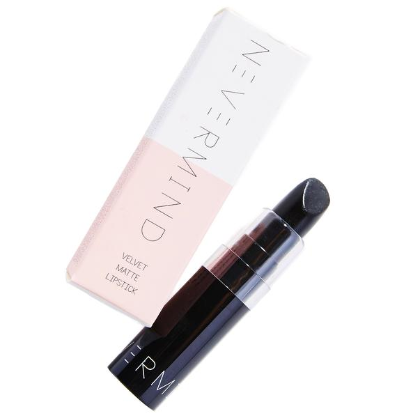 NEVERMIND Cosmetics #Mood Lipstick