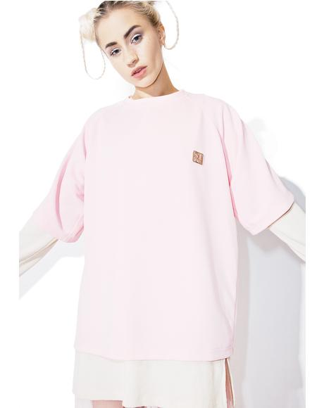 Consort Yang Oversized Top