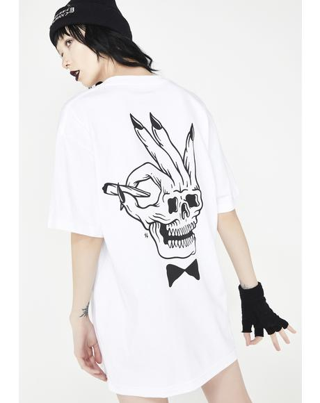 Ghostly Player Tee