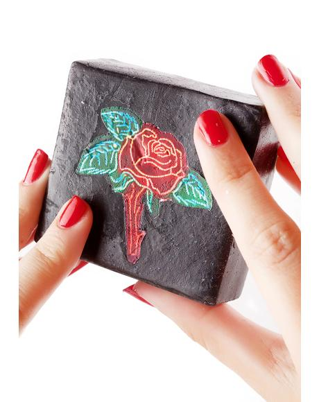 Chinatown Rose Soap