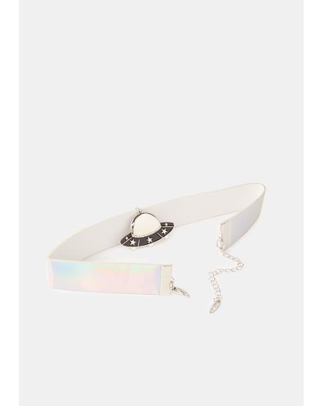 Cleared For Takeoff UFO Choker