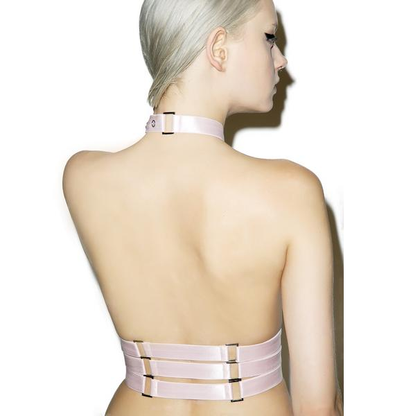 Teale Coco Siren Caged Bust Harness