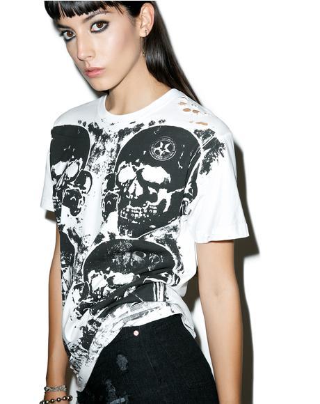 Motley Skull T-Shirt