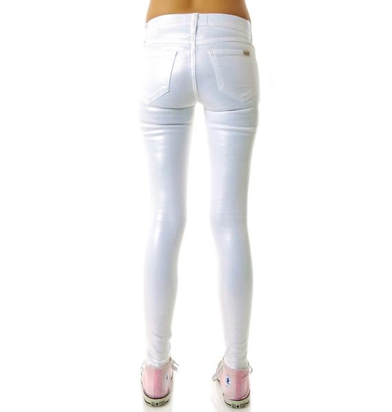 Wildfox Couture Mesmerize Marianne Skinny Jeans