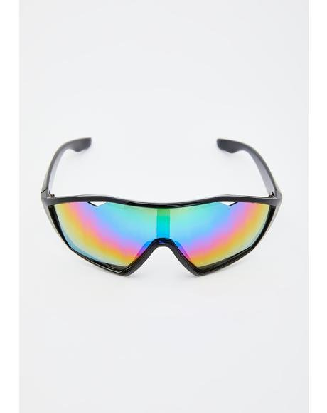 Rage Vortex Shield Sunglasses