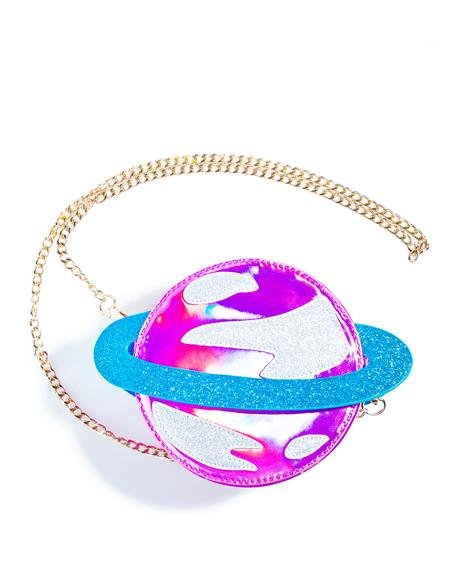 Cosmic Roundz Crossbody Bag