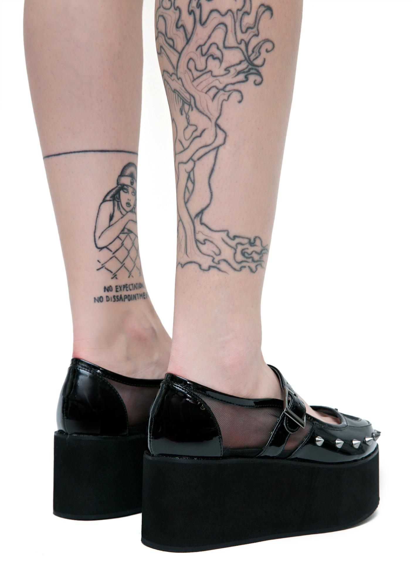 Demonia Cruel Angel Flatforms