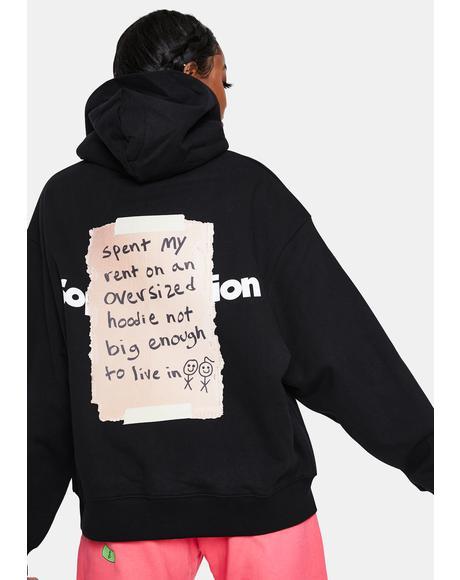 Broke Fleece Hoodie