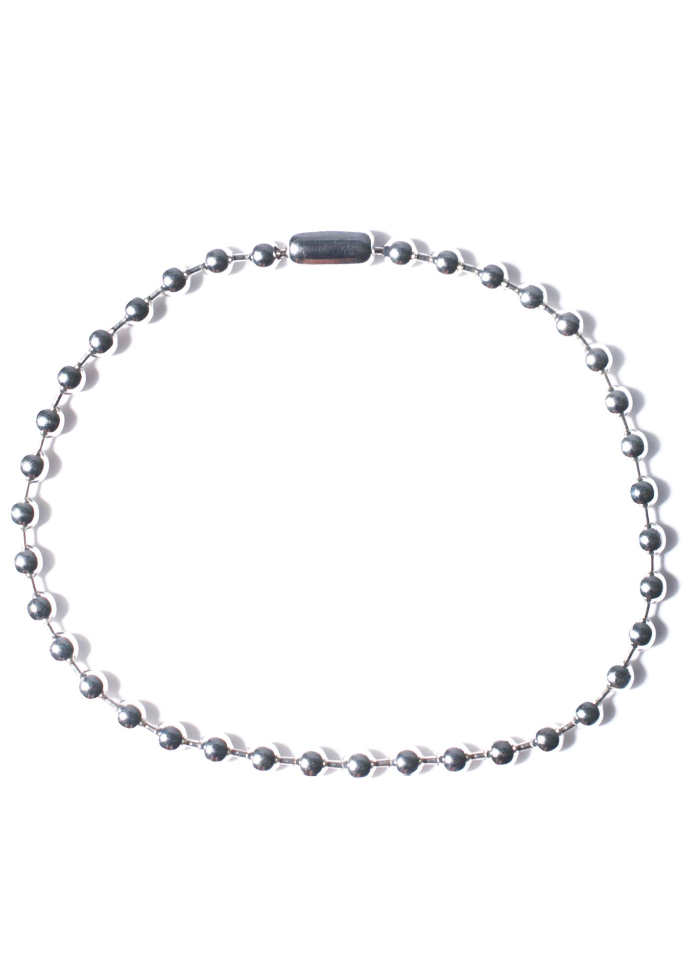 Vidakush Ball Chain Choker