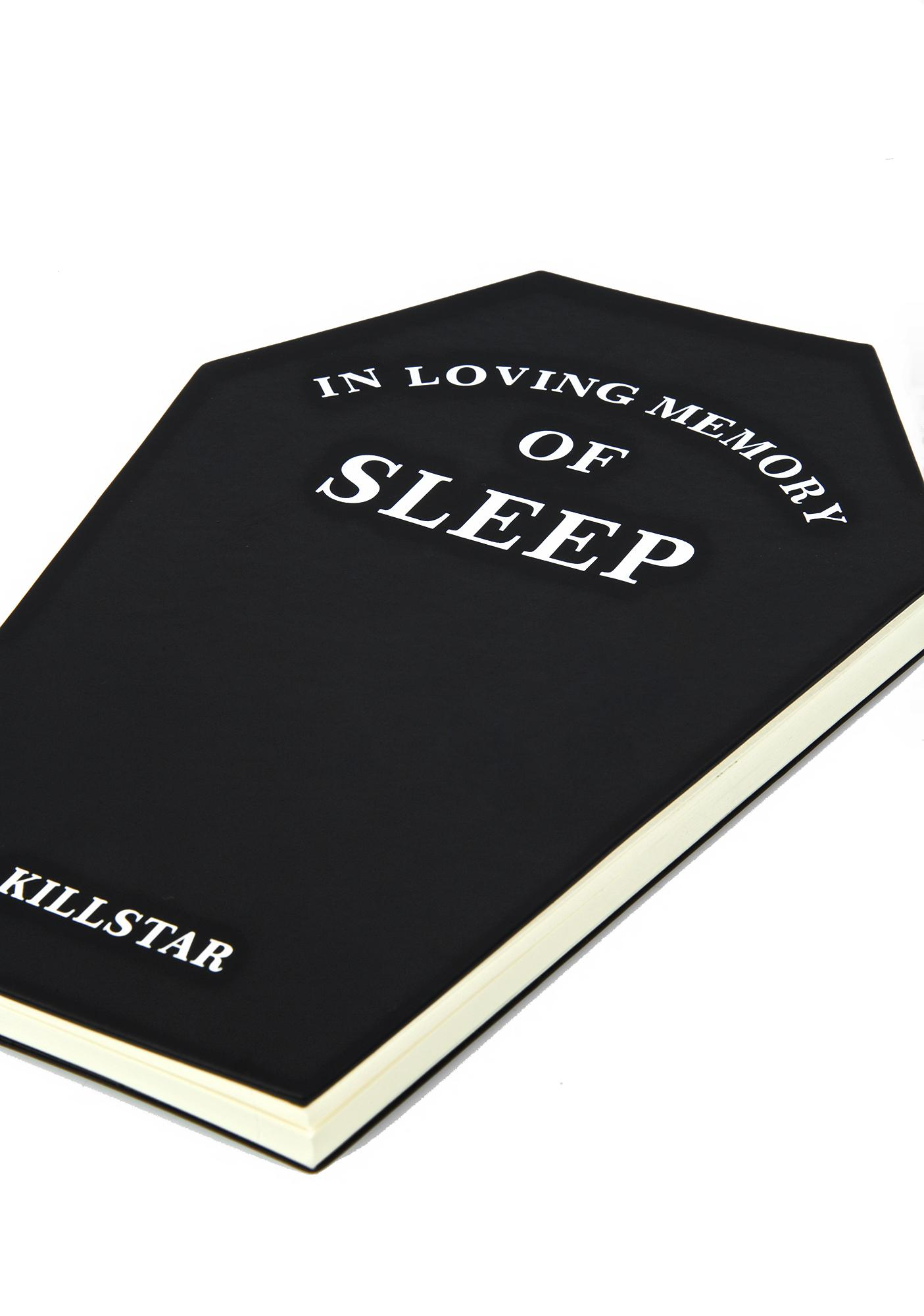 Killstar Coffin Journal