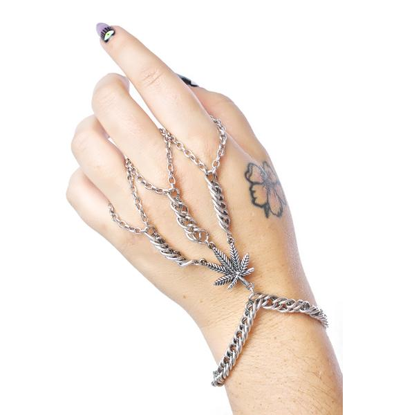 Oh Mary Jane Hand Chain