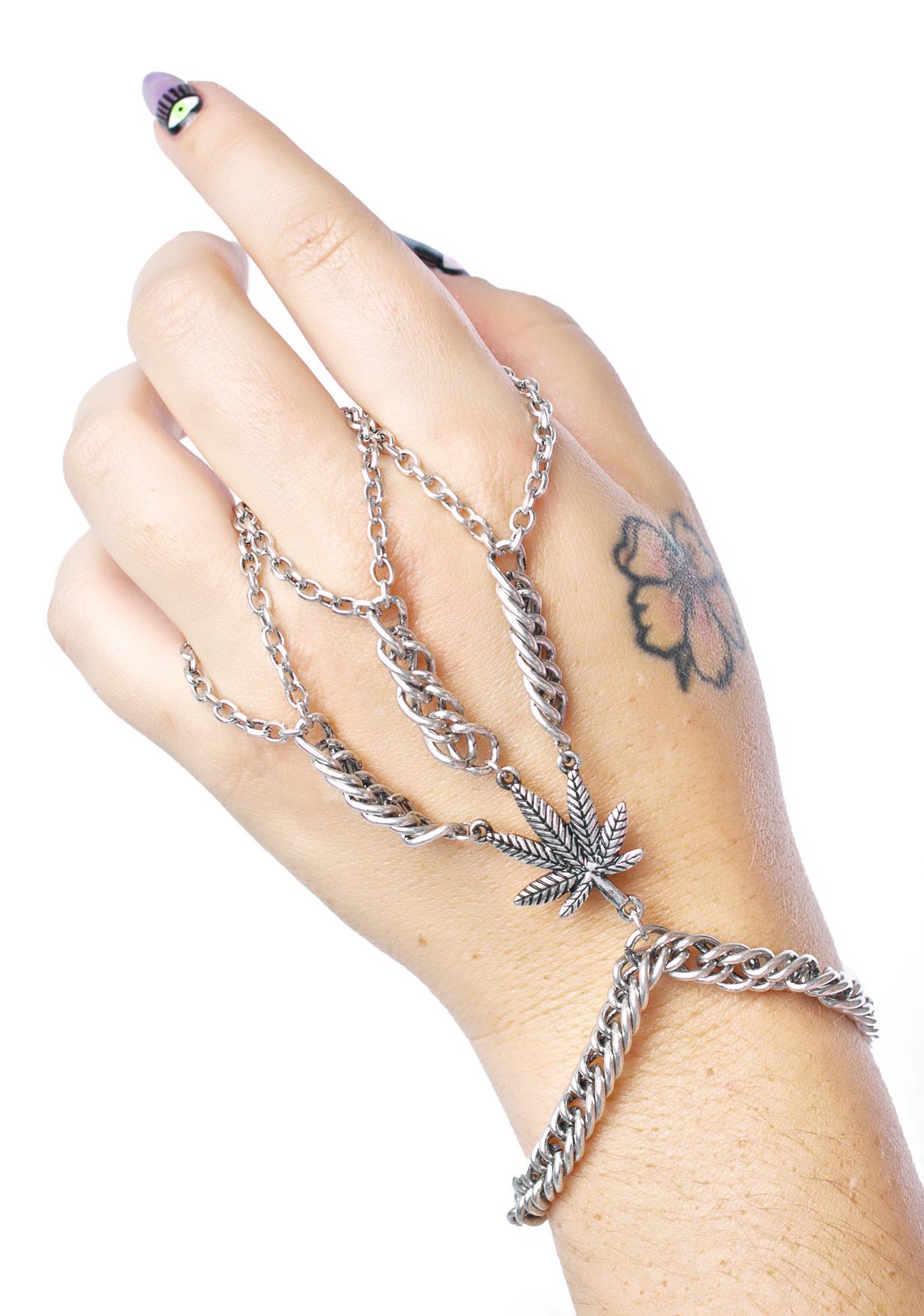 Oh Mary Jane Hand Chain
